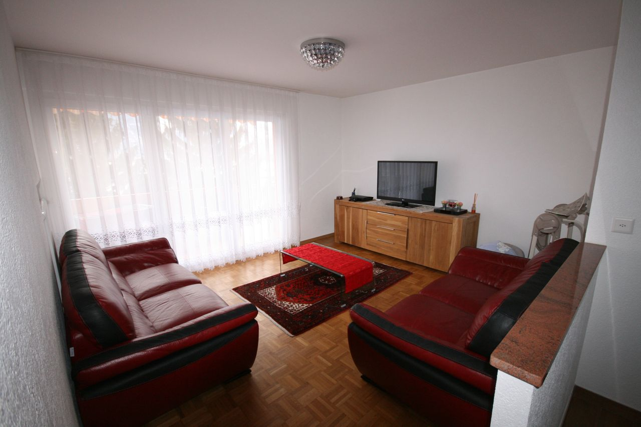 Appartement 3.5 pces r�nov� � V�troz