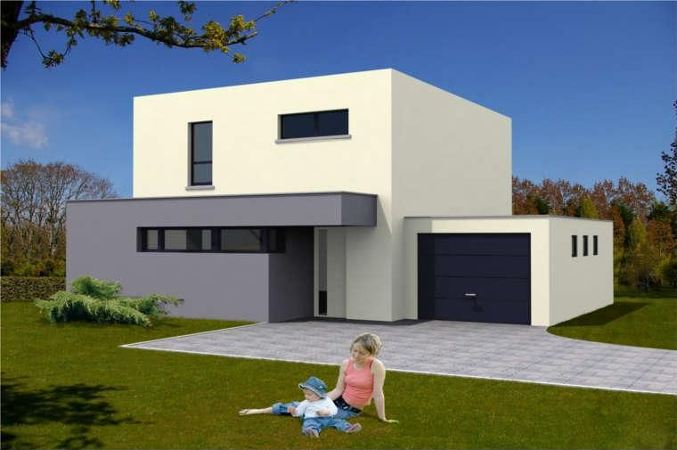 Villa contemporaine � V�troz