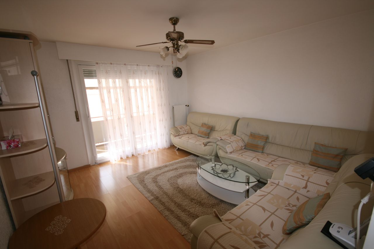 Appartement 3.5 pces r�nov� � Fully